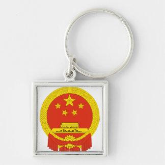 CN中国の紋章付き外衣 キーホルダー