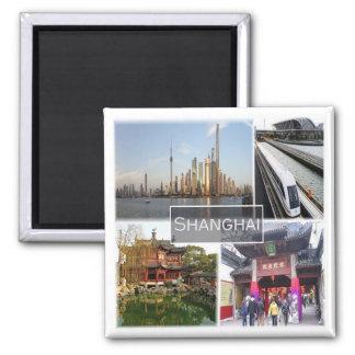 CN *中国-上海 マグネット