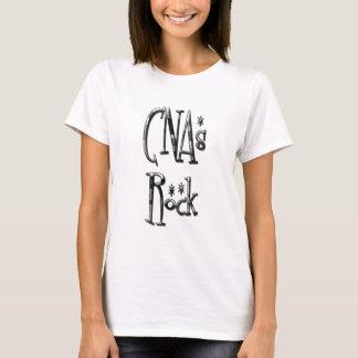 CNAsの石 Tシャツ