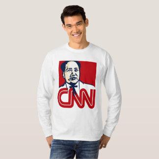 CNNの中国 Tシャツ