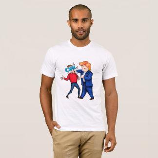 CNNを打つ切札 Tシャツ