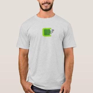 COの緑のフレンドリー Tシャツ