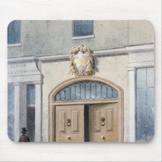 Coachmakersへのホール1854年入口 マウスパッド