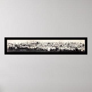 Coal Company Harrisburg ILの写真1935年 ポスター