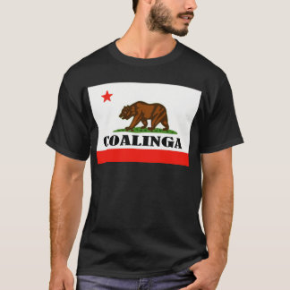 Coalinga、カリフォルニア -- Tシャツ