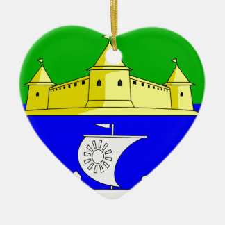 Coat_of_arms_Morozova_ (Leningrad_oblast) セラミックオーナメント