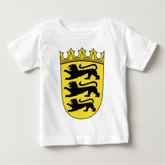 Coat_of_arms_of_Baden-Württemberg_ (より少し) ベビーTシャツ