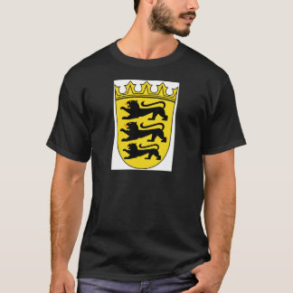 Coat_of_arms_of_Baden-Württemberg_ (より少し) Tシャツ