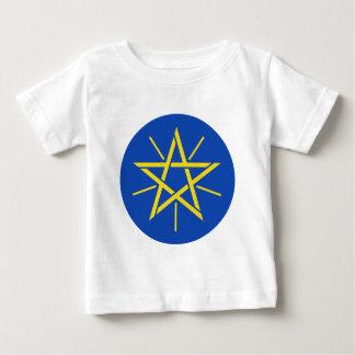 Coat_of_arms_of_Ethiopia ベビーTシャツ