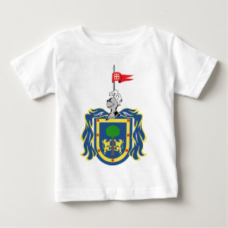 Coat_of_arms_of_Jalisco_ (2005-2011年) ベビーTシャツ