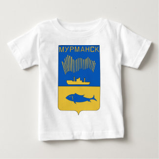 Coat_of_Arms_of_Murmansk_ (1968-2004年) ベビーTシャツ