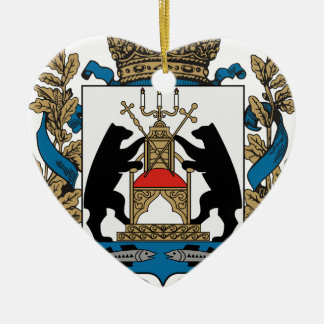 Coat_of_arms_of_Novgorod_Oblast セラミックオーナメント