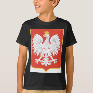 Coat_of_arms_of_Poland_ (1927-1939年) Tシャツ