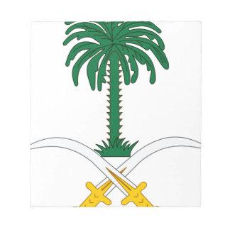 Coat_of_arms_of_Saudi_Arabia ノートパッド