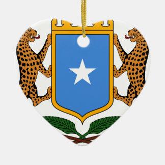 Coat_of_arms_of_Somalia セラミックオーナメント