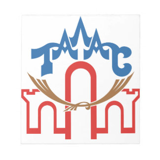 Coat_of_arms_of_Talas_Province_Kyrgyzstan ノートパッド