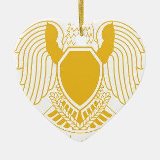 Coat_of_arms_of_the_Federation_of_Arab セラミックオーナメント