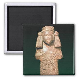 Coatlicue、古代地球および母の彫像 マグネット