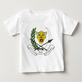 Coats_of_arms_of_Zaire_ (1971-1997年) ベビーTシャツ