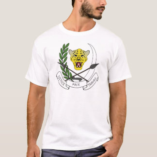 Coats_of_arms_of_Zaire_ (1971-1997年) Tシャツ