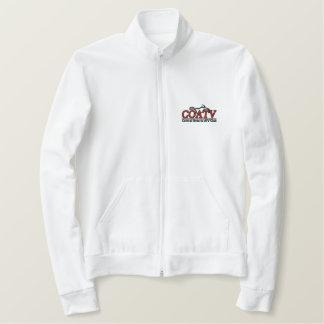 COATVによって刺繍されるジャケット 刺繍入りジャケット