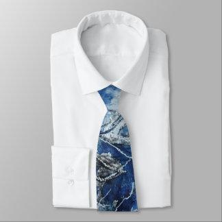 CobaltMoonDesignのユニークな芸術家のデザインのタイ ネクタイ