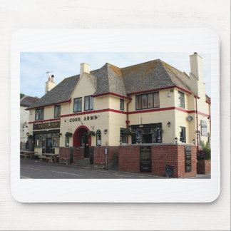 Cobbの腕、Lyme Regis、イギリス、イギリス マウスパッド