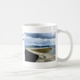 Cobb、Lyme Regis コーヒーマグカップ