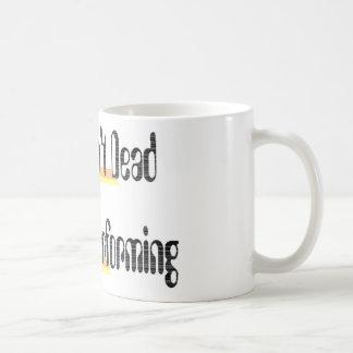 Cobolは死んでいませんのまだ実行 コーヒーマグカップ