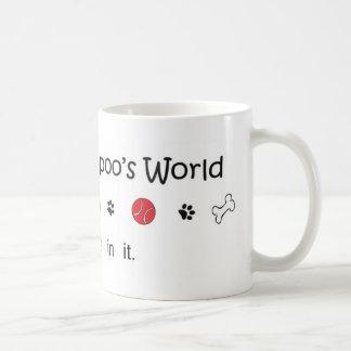 Cockapoo コーヒーマグカップ