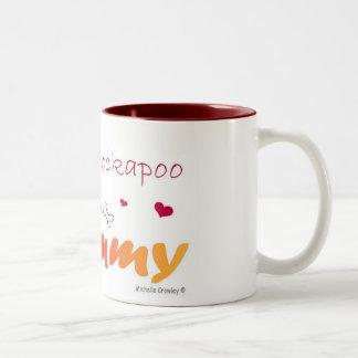 CockapooBrnMommy ツートーンマグカップ