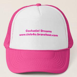 Cockatielによっては帽子が夢を見ます キャップ