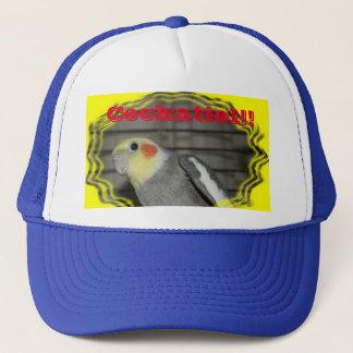 Cockatielのトラック運転手の帽子 キャップ