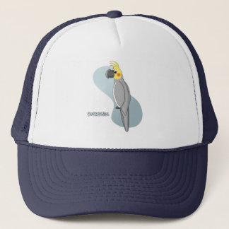 Cockatielの帽子 キャップ