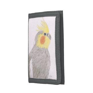 Cockatielの芸術の財布