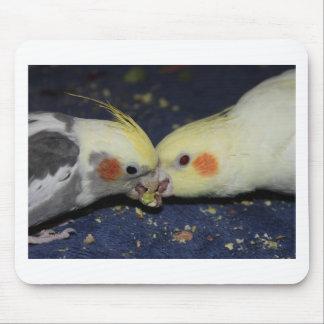 Cockatiel愛 マウスパッド