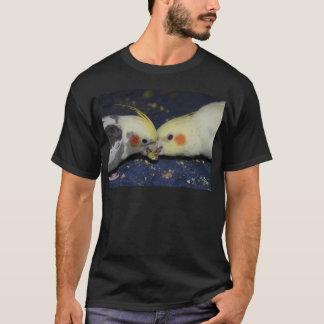 Cockatiel愛 Tシャツ