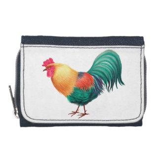 Cockerelのデニムの財布