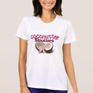 Coconutter Strutters Tシャツ