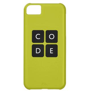 Code.orgのロゴ iPhone5Cケース