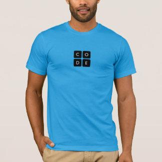 Code.orgの男性Tシャツ Tシャツ