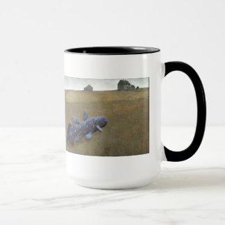 Coelacanthの世界 マグカップ