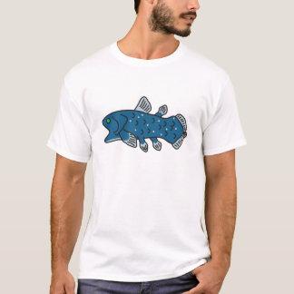 "CoelacanthのTシャツ""深海への歓迎"" Tシャツ"