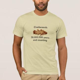 Coelacath Tシャツ