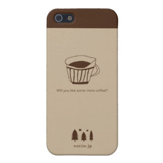 coffee iPhone 5 ケース