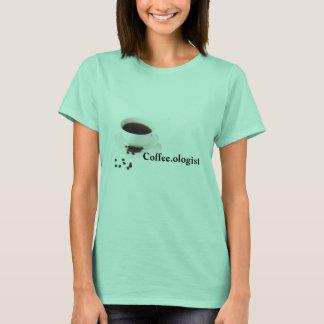 Coffee.ologistのTシャツ Tシャツ