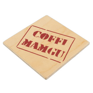 Coffi Mamgu (ウェールズ) ウッドコースター
