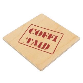 Coffi Taid (ウェールズ) ウッドコースター