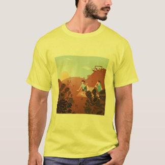 Coffman著ジュピターの1日 Tシャツ