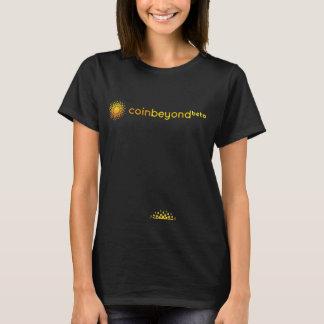 CoinBeyondのベータチーム女性Tシャツ Tシャツ